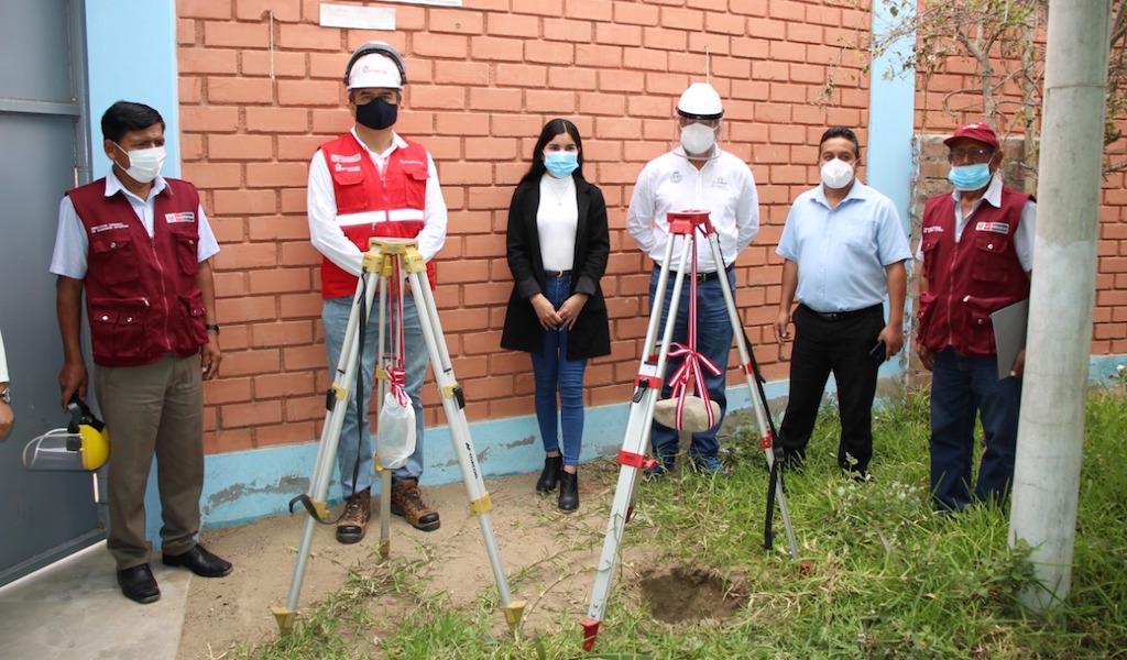 Reconstrucción con Cambios transfiere S/ 3.4 millones al distrito de Chao, en Virú, para impulsar economía