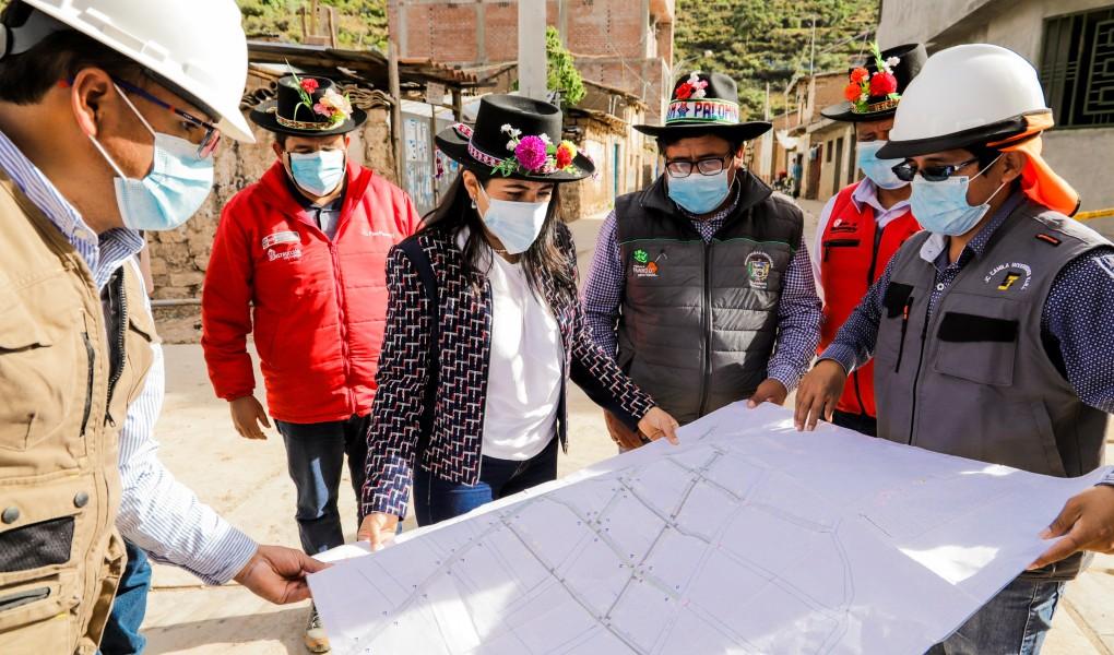 Ayacucho: ARCC inaugura obras en el centro poblado de Colca con inversión de más de S/ 14.8 millones