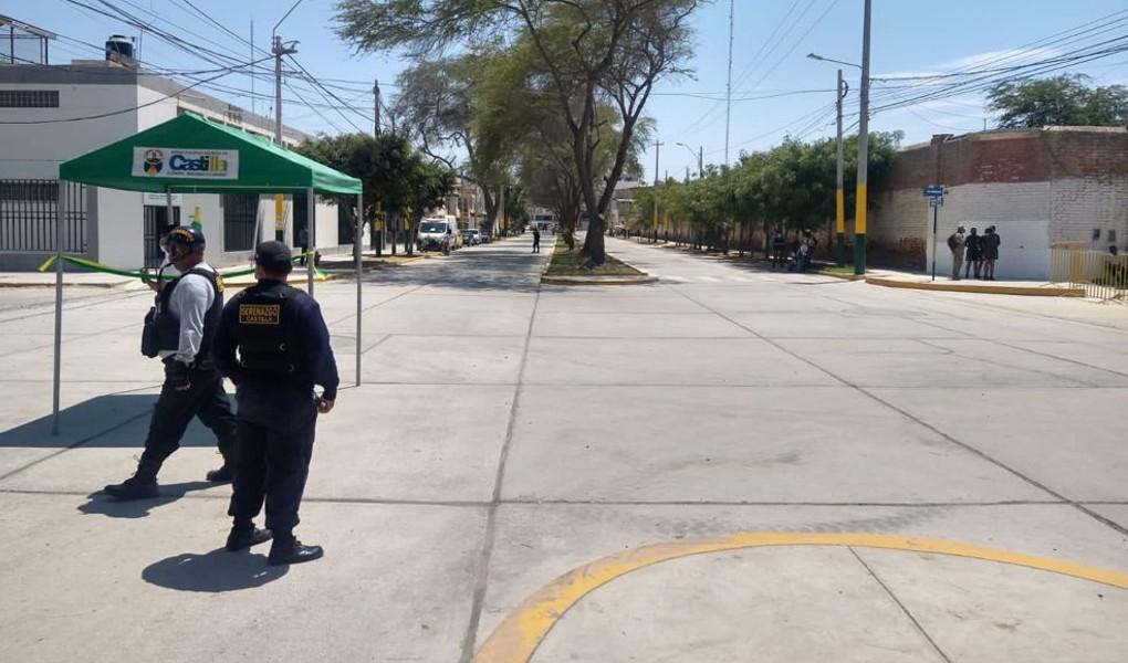 Autoridad para la Reconstrucción con Cambios y Municipalidad Distrital de Castilla inauguran Avenida Cayetano Heredia, en Piura