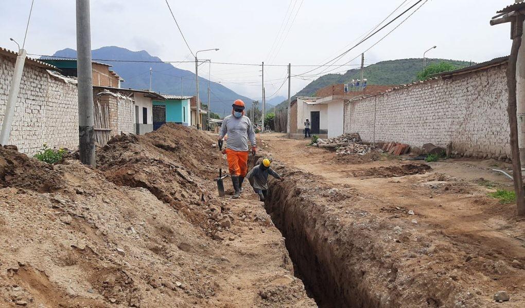 Autoridad para la Reconstrucción con Cambios presenta proyectos de drenajes pluviales en las ciudades de Sullana y Talara en Piura
