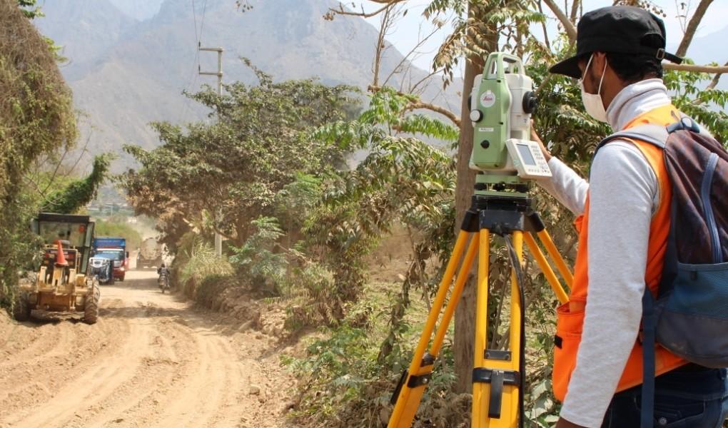 La Libertad: Camino vecinal 10 A – Poroto beneficiará a más de 3,000 pobladores de la zona