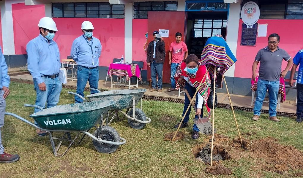 Lambayeque: reconstruyen institución educativa en Cañaris con financiamiento de S/7.7 millones